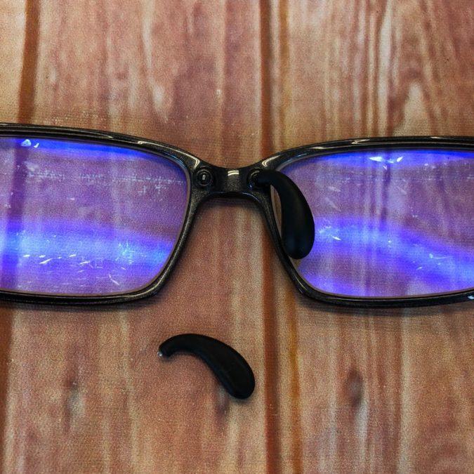 ゾフ 眼鏡 修理